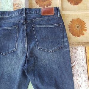 """Madewell Jeans - NWT Madewell 10"""" High Rise Danny Skinny Jeans 28"""